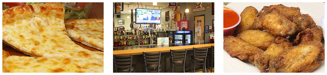 Olympus Pizza Lounge Offers A Full Menu Including Authentic Greek Specialties Pasta Subs Salads Kids And The Best In Town